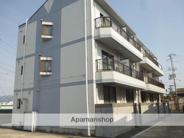 和歌山県和歌山市、紀伊中ノ島駅徒歩10分の築16年 3階建の賃貸マンション