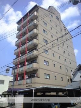 和歌山県和歌山市、和歌山駅徒歩10分の築25年 8階建の賃貸マンション