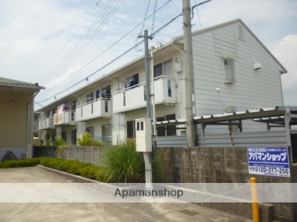 和歌山県和歌山市、紀伊小倉駅徒歩28分の築25年 2階建の賃貸アパート