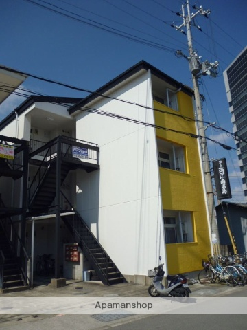 和歌山県和歌山市、和歌山駅和歌山バスバス7分新手平下車後徒歩4分の築29年 3階建の賃貸マンション