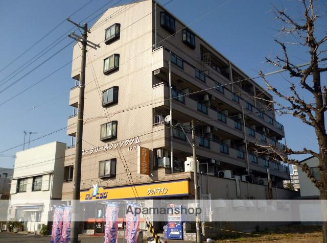 和歌山県和歌山市、和歌山駅徒歩16分の築21年 6階建の賃貸マンション