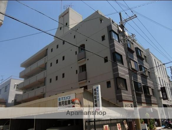 和歌山県和歌山市、和歌山駅徒歩13分の築34年 5階建の賃貸マンション