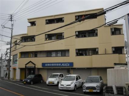 和歌山県和歌山市、紀ノ川駅徒歩8分の築26年 4階建の賃貸マンション