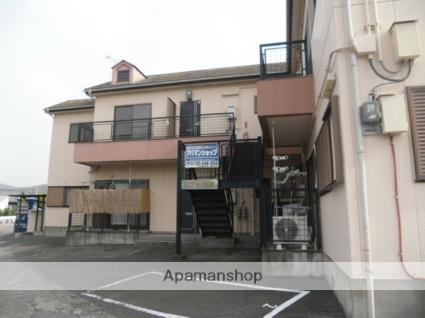和歌山県和歌山市、黒江駅徒歩22分の築27年 2階建の賃貸アパート