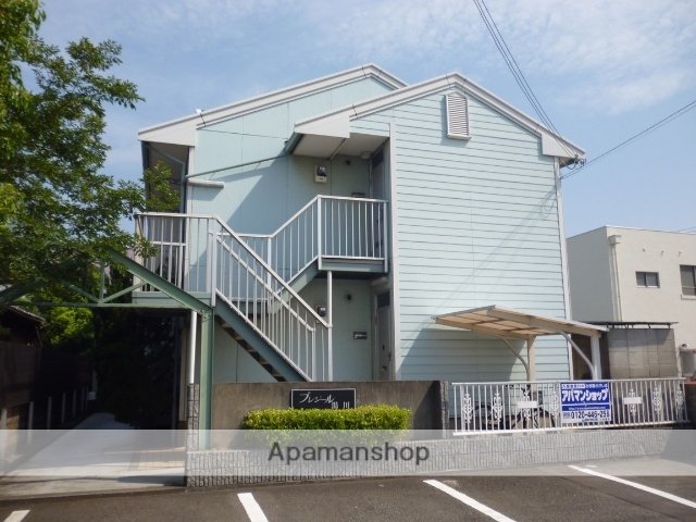 和歌山県和歌山市、和歌山港駅徒歩13分の築26年 2階建の賃貸アパート