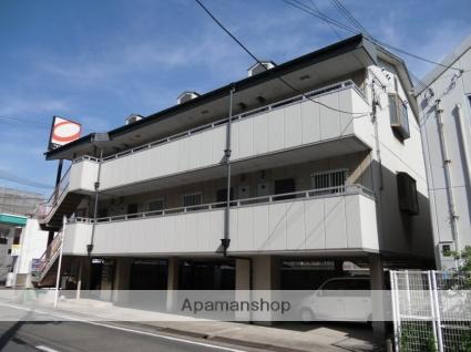 和歌山県和歌山市、東松江駅徒歩16分の築19年 3階建の賃貸マンション