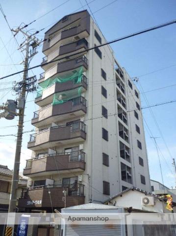 和歌山県和歌山市、紀伊中ノ島駅徒歩19分の築27年 8階建の賃貸マンション