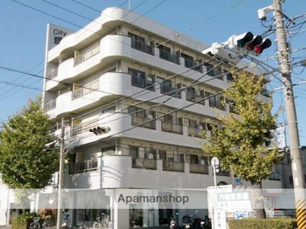 和歌山県和歌山市、紀和駅徒歩17分の築30年 5階建の賃貸マンション