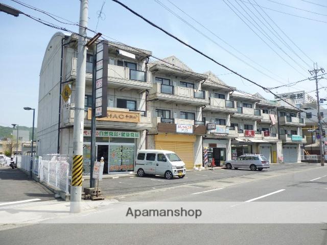 和歌山県和歌山市、紀ノ川駅徒歩20分の築19年 3階建の賃貸マンション