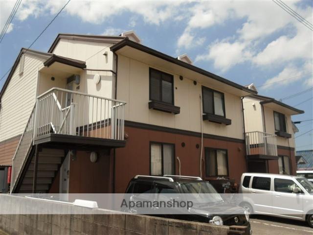 和歌山県和歌山市、和歌山港駅徒歩31分の築27年 2階建の賃貸アパート