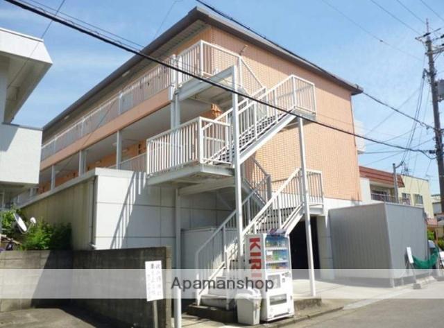和歌山県和歌山市、宮前駅徒歩19分の築26年 3階建の賃貸マンション