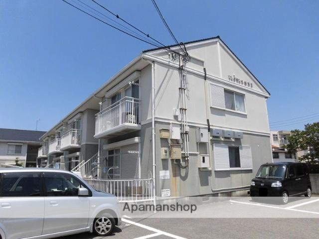 和歌山県和歌山市、紀ノ川駅徒歩24分の築22年 2階建の賃貸アパート