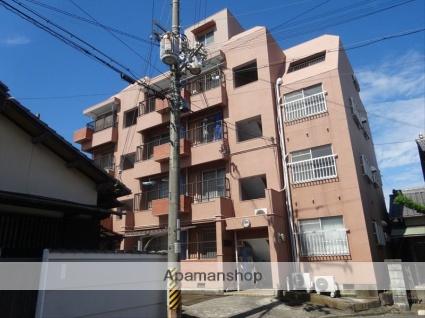 和歌山県和歌山市、田中口駅徒歩5分の築38年 5階建の賃貸マンション