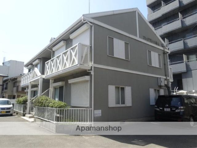 和歌山県和歌山市、宮前駅徒歩23分の築25年 2階建の賃貸アパート