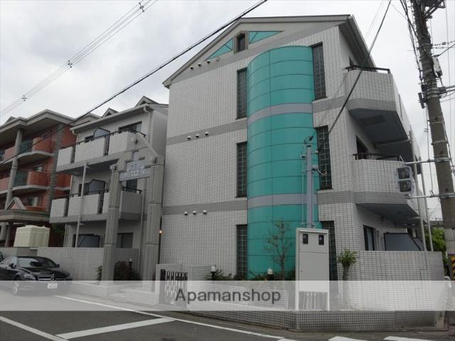 和歌山県和歌山市、紀伊中ノ島駅徒歩7分の築27年 3階建の賃貸マンション