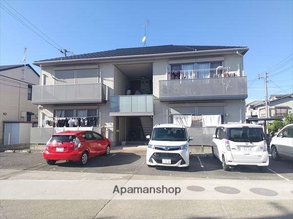 和歌山県和歌山市、宮前駅徒歩22分の築6年 2階建の賃貸アパート
