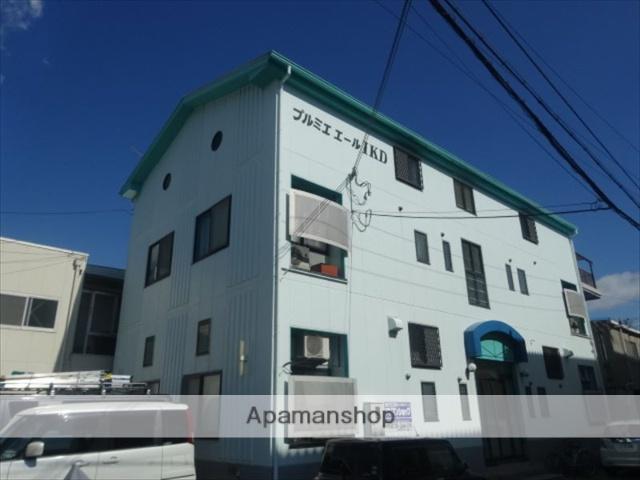 和歌山県和歌山市、宮前駅徒歩10分の築19年 2階建の賃貸アパート
