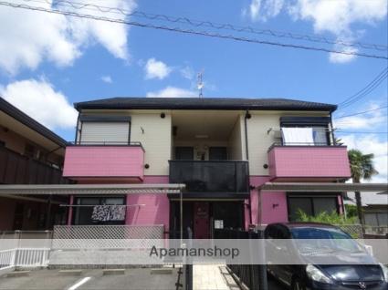 和歌山県和歌山市、宮前駅徒歩16分の築21年 2階建の賃貸アパート