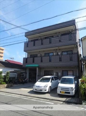 和歌山県和歌山市、和歌山駅徒歩17分の築13年 3階建の賃貸マンション