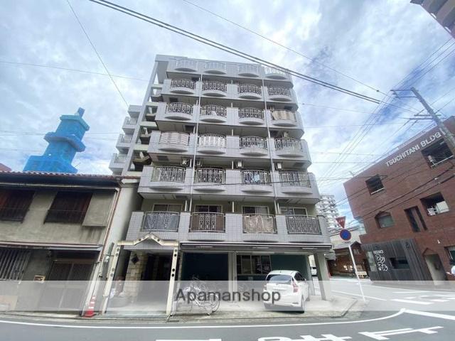 和歌山県和歌山市、紀和駅徒歩19分の築19年 9階建の賃貸マンション