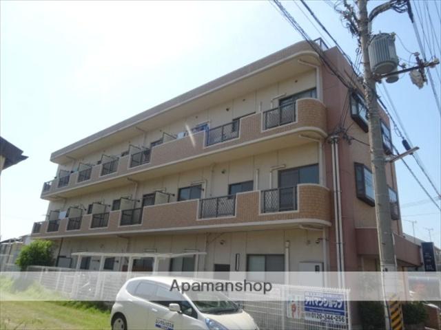 和歌山県和歌山市、和歌山駅徒歩15分の築14年 3階建の賃貸マンション
