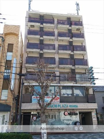 和歌山県和歌山市、紀伊中ノ島駅徒歩14分の築30年 7階建の賃貸マンション