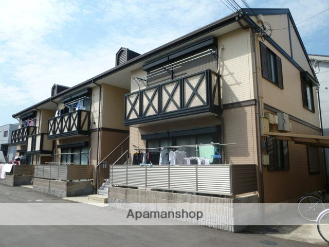 和歌山県和歌山市、紀三井寺駅徒歩41分の築23年 2階建の賃貸アパート