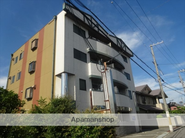 和歌山県和歌山市、黒江駅徒歩34分の築26年 4階建の賃貸マンション