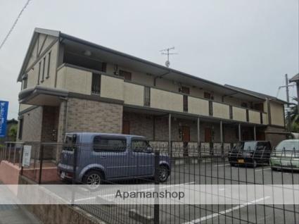 和歌山県和歌山市、紀三井寺駅徒歩1分の築13年 2階建の賃貸アパート