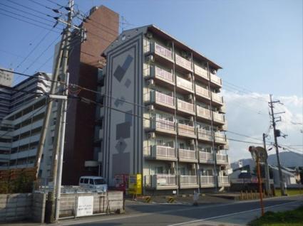 和歌山県岩出市、岩出駅徒歩27分の築20年 6階建の賃貸マンション