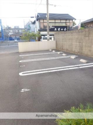 シャーメゾン堀止[1LDK/39.25m2]の駐車場