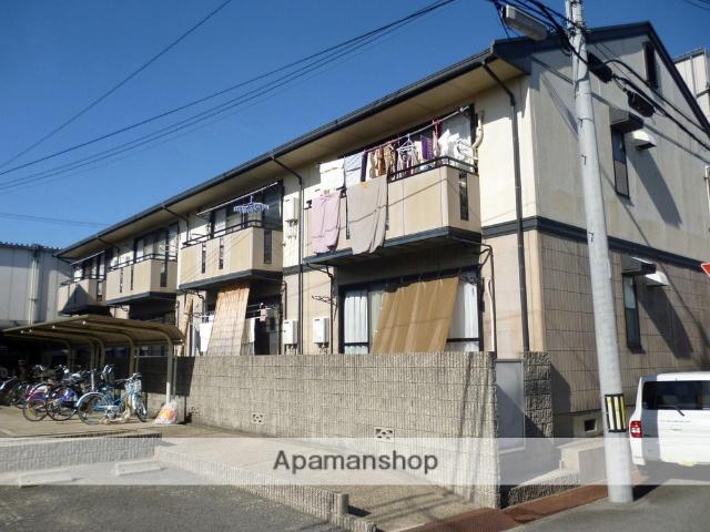 和歌山県和歌山市、和歌山市駅徒歩23分の築20年 2階建の賃貸アパート