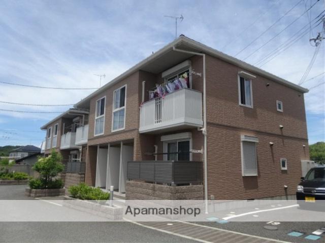 和歌山県和歌山市、伊太祈曽駅徒歩3分の築5年 2階建の賃貸アパート