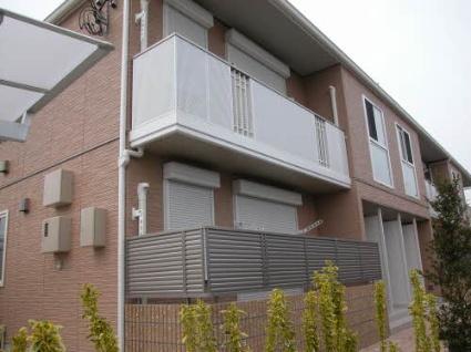 和歌山県岩出市、岩出駅徒歩5分の築4年 2階建の賃貸アパート