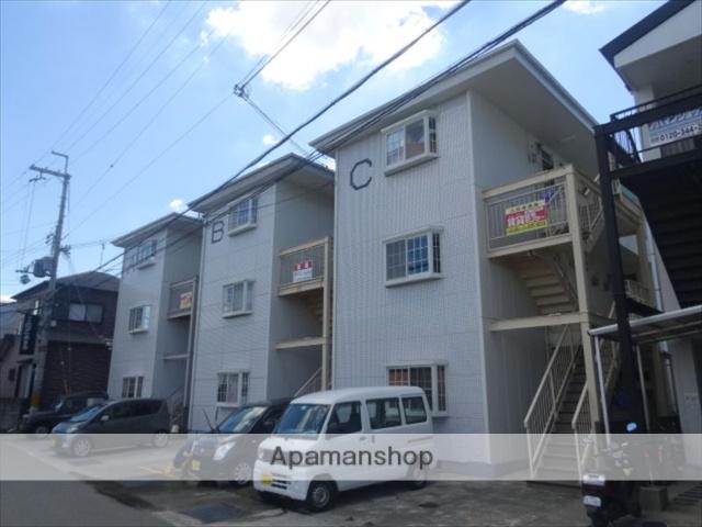 和歌山県和歌山市、宮前駅徒歩8分の築29年 3階建の賃貸マンション