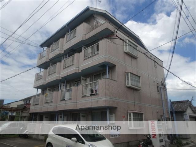 和歌山県和歌山市、宮前駅徒歩6分の築26年 4階建の賃貸マンション