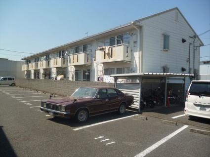 和歌山県和歌山市、布施屋駅徒歩20分の築26年 2階建の賃貸アパート