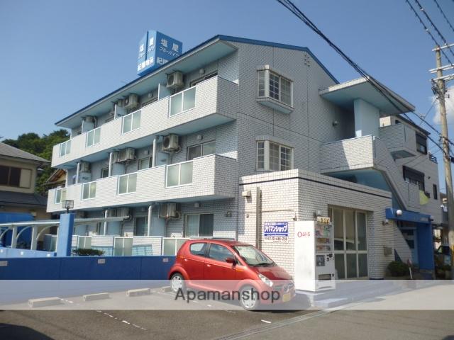 和歌山県和歌山市、宮前駅徒歩22分の築28年 3階建の賃貸マンション
