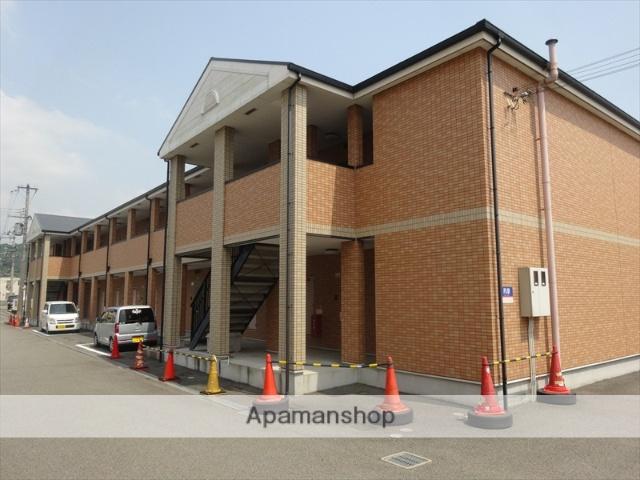 和歌山県和歌山市、日前宮駅徒歩11分の築11年 2階建の賃貸アパート