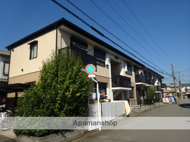 和歌山県和歌山市、紀伊中ノ島駅徒歩16分の築18年 2階建の賃貸アパート