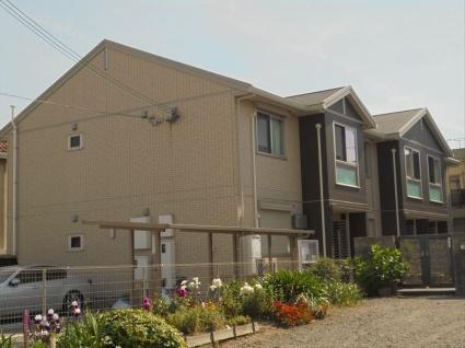 和歌山県和歌山市、東松江駅徒歩14分の築4年 2階建の賃貸アパート