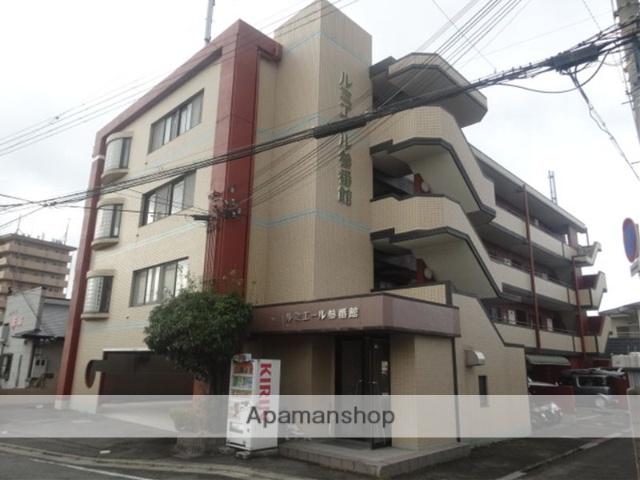 和歌山県和歌山市、紀伊中ノ島駅徒歩17分の築22年 4階建の賃貸マンション