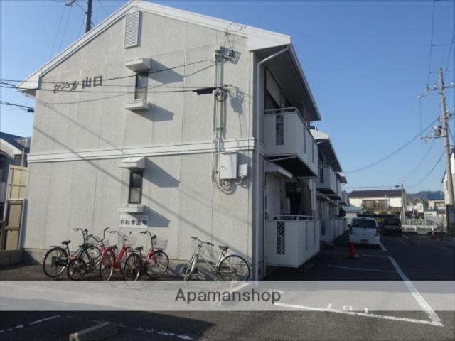 和歌山県和歌山市、紀伊中ノ島駅徒歩9分の築29年 2階建の賃貸アパート