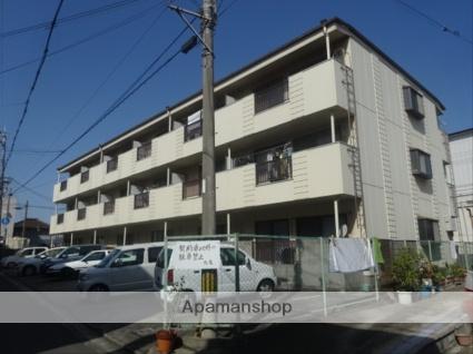 和歌山県和歌山市、東松江駅徒歩9分の築27年 3階建の賃貸マンション
