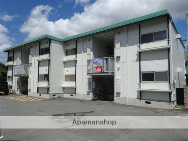 和歌山県和歌山市、紀三井寺駅徒歩32分の築30年 2階建の賃貸アパート