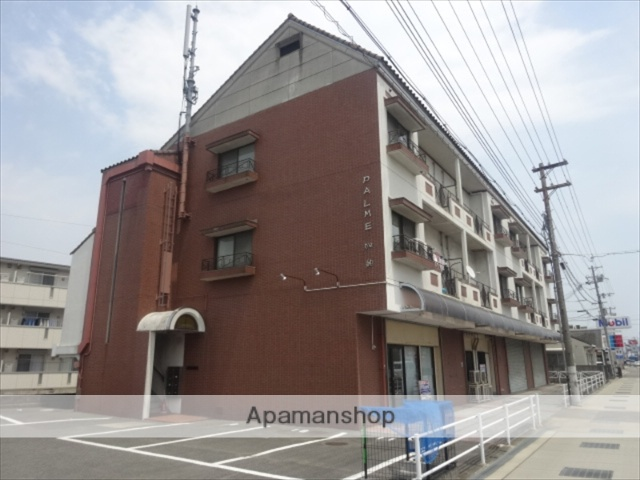 和歌山県和歌山市、紀伊中ノ島駅徒歩22分の築28年 3階建の賃貸マンション