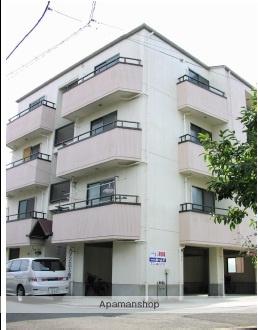 和歌山県海南市の築23年 4階建の賃貸マンション