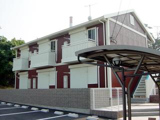 和歌山県和歌山市、東松江駅徒歩20分の築12年 2階建の賃貸アパート