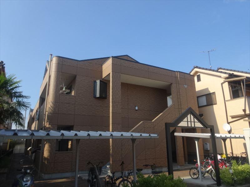 和歌山県和歌山市、宮前駅徒歩16分の築6年 2階建の賃貸アパート