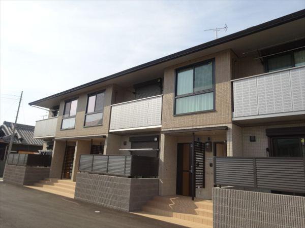和歌山県和歌山市、黒江駅徒歩25分の築2年 2階建の賃貸アパート